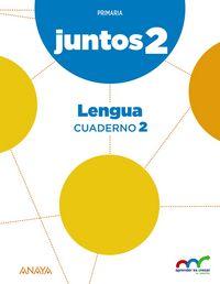 Cuaderno lengua 2 2ºep andal/c.leon 15 aprender e.