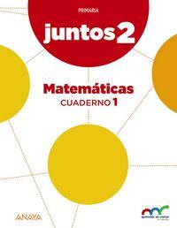 Cuaderno matematicas 1 2ºep andal/c.leon 15 apren.