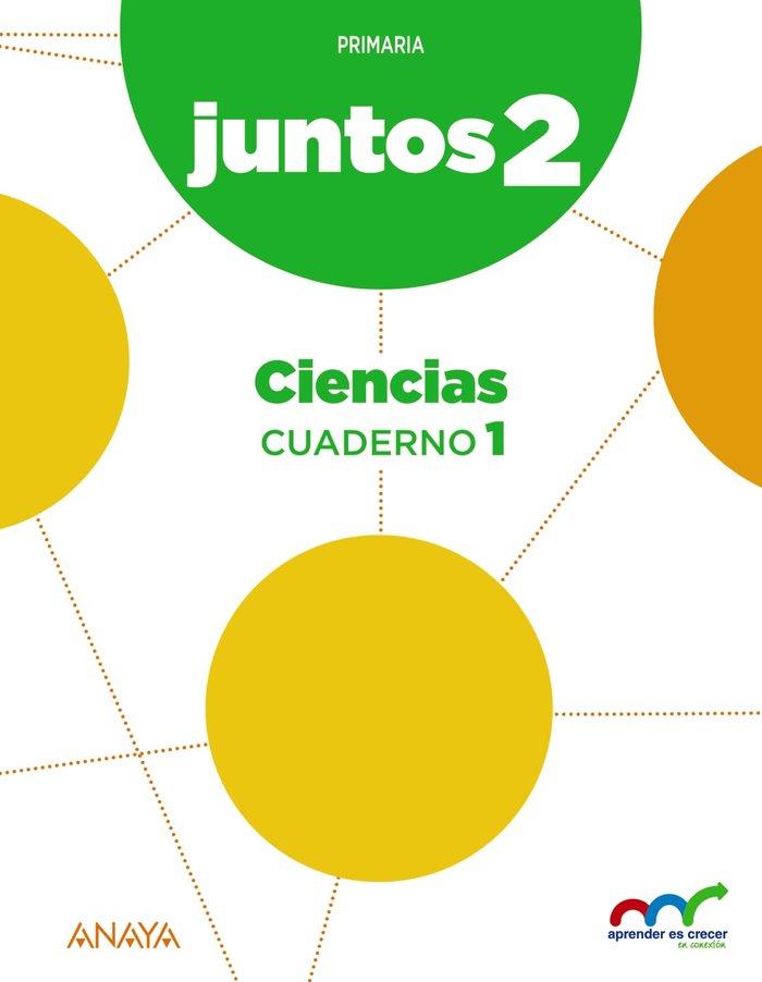 Cuaderno ciencias 1 2ºep andal/c.leon 15 apren.es