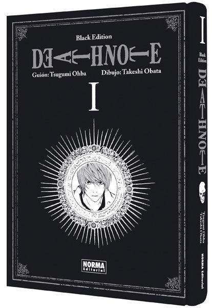 Death note black edition 1