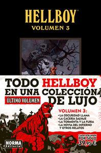 Hellboy edicion integral vol 3