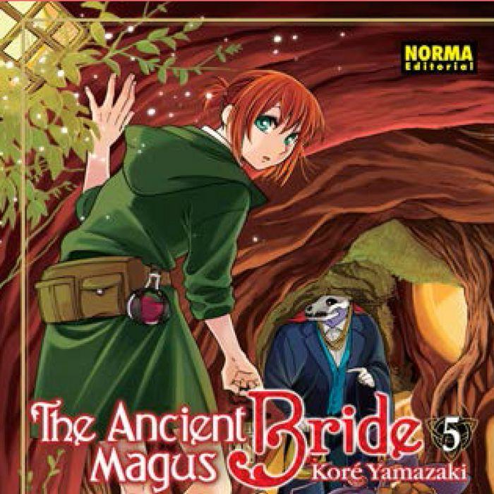 Ancient magus bride 5