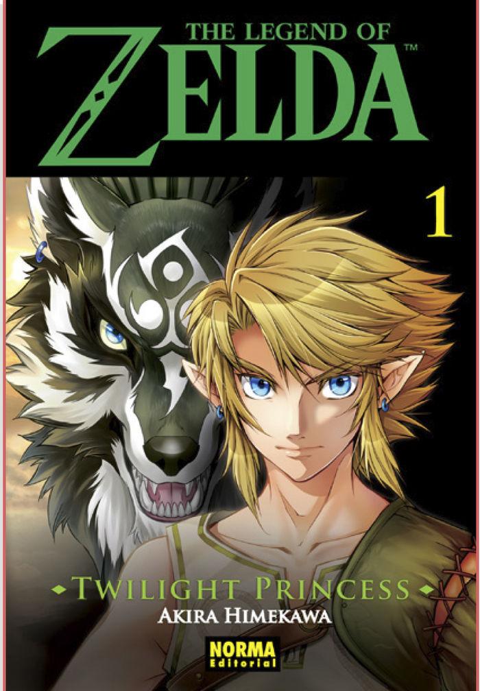 Legend of zelda 1 twilight princess