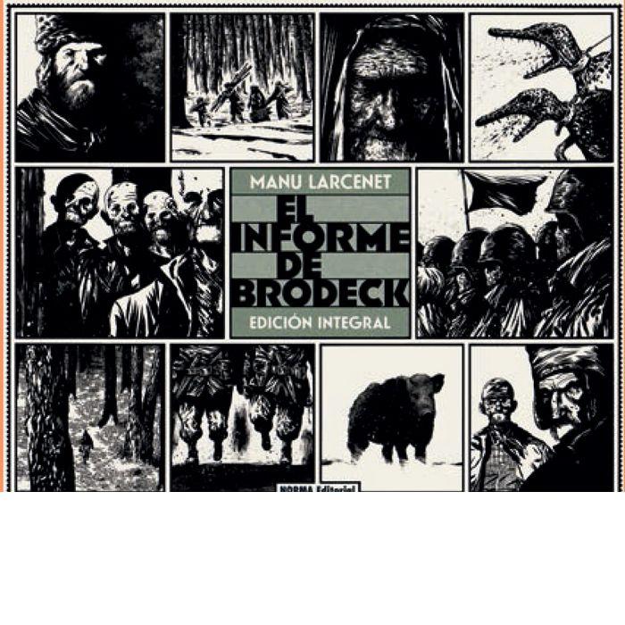 Informe brodeck edicion integral