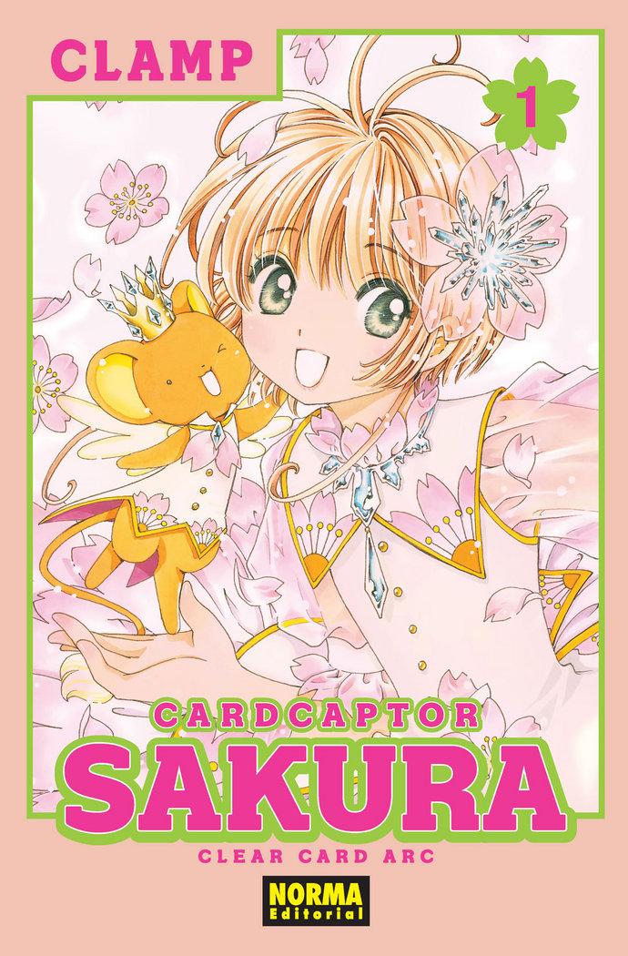 Card captor sakura clear card 1