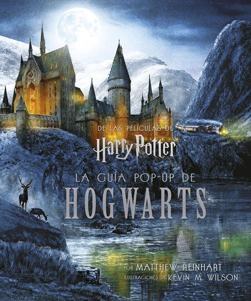 Harry potter la guia pop-up de hogwarts