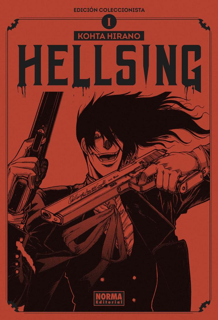 Hellsing 1 edicion coleccionista