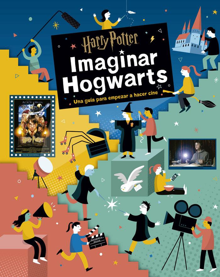 Harry potter imaginar hogwarts