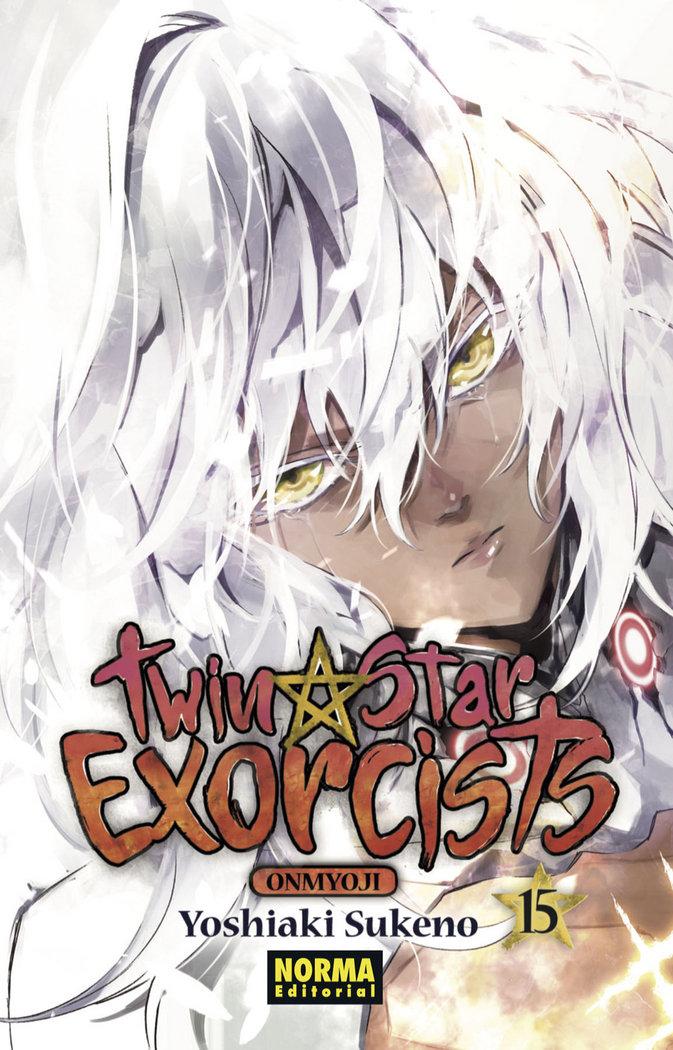 Twin star exorcists onmyouji 15