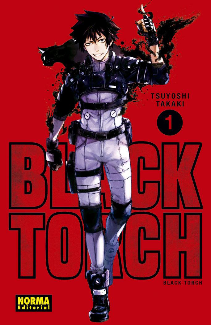 Black torch 1