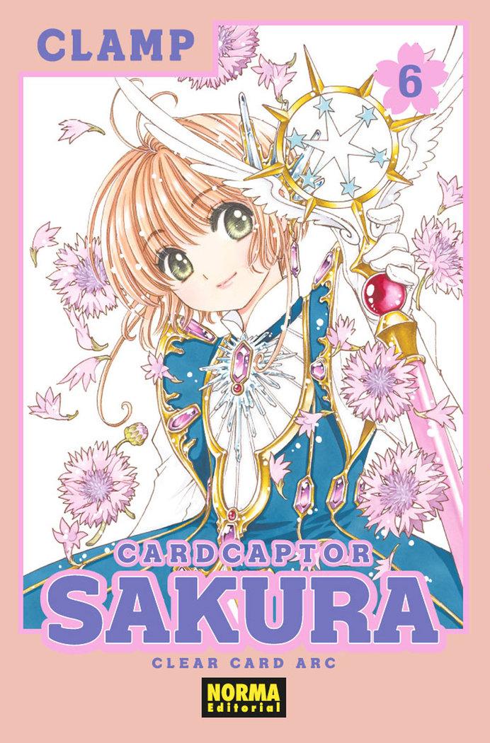 Card captor sakura clear card 6