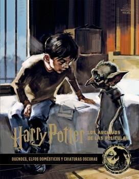 Harry potter los archivos de las peliculas 9 duendes elfos
