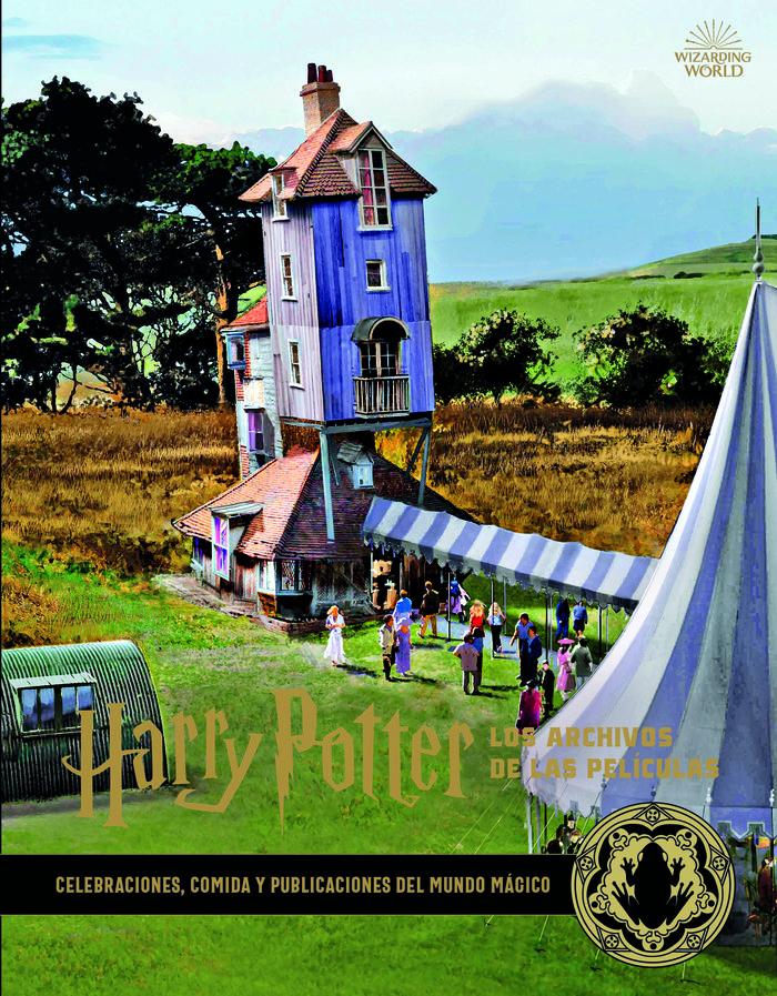 Harry potter los archivos de las peliculas 12