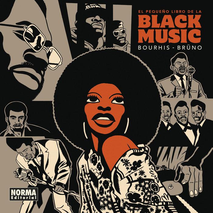 PequeÑo libro de la black music,el