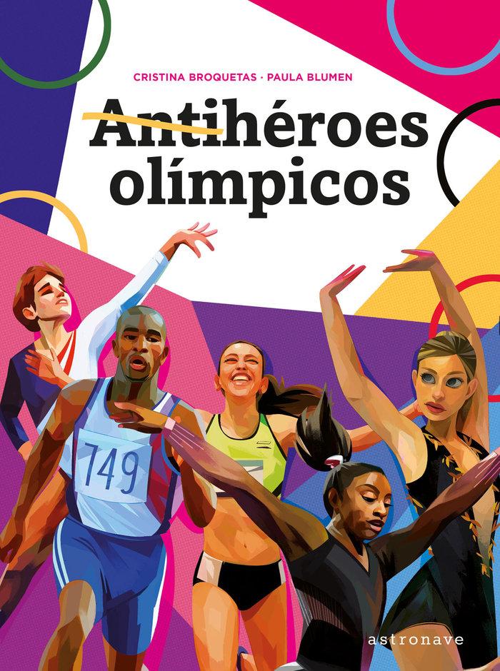 Antiheroes olimpicos