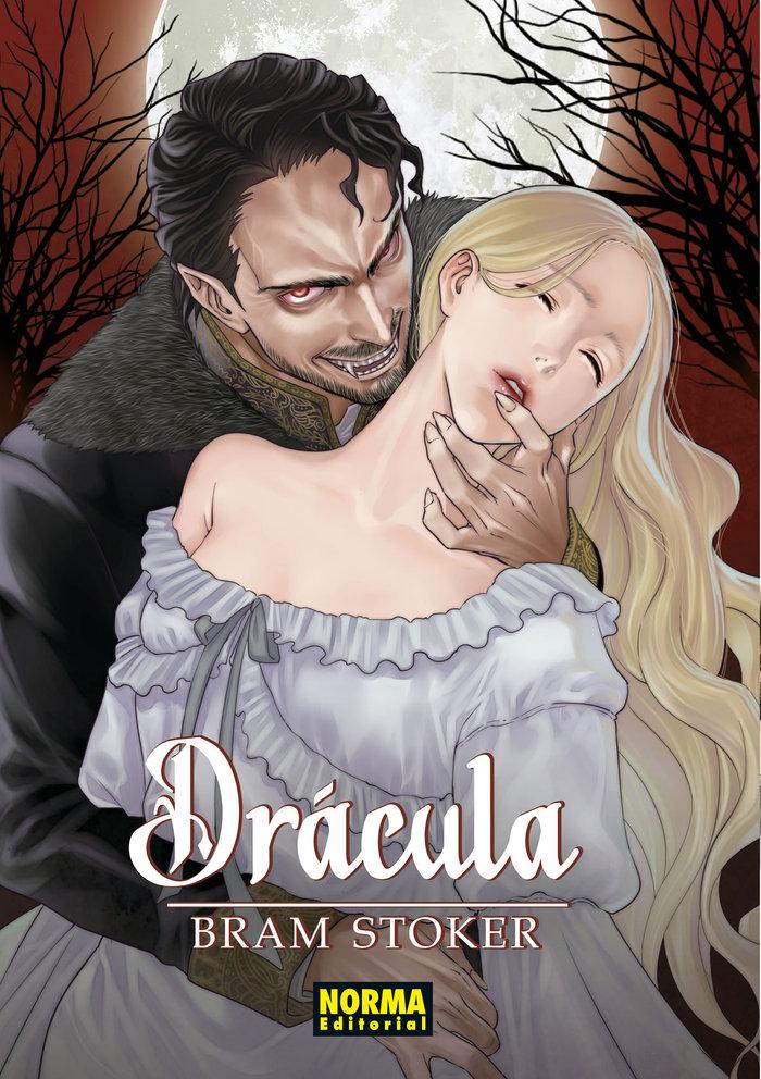 Dracula clasicos manga