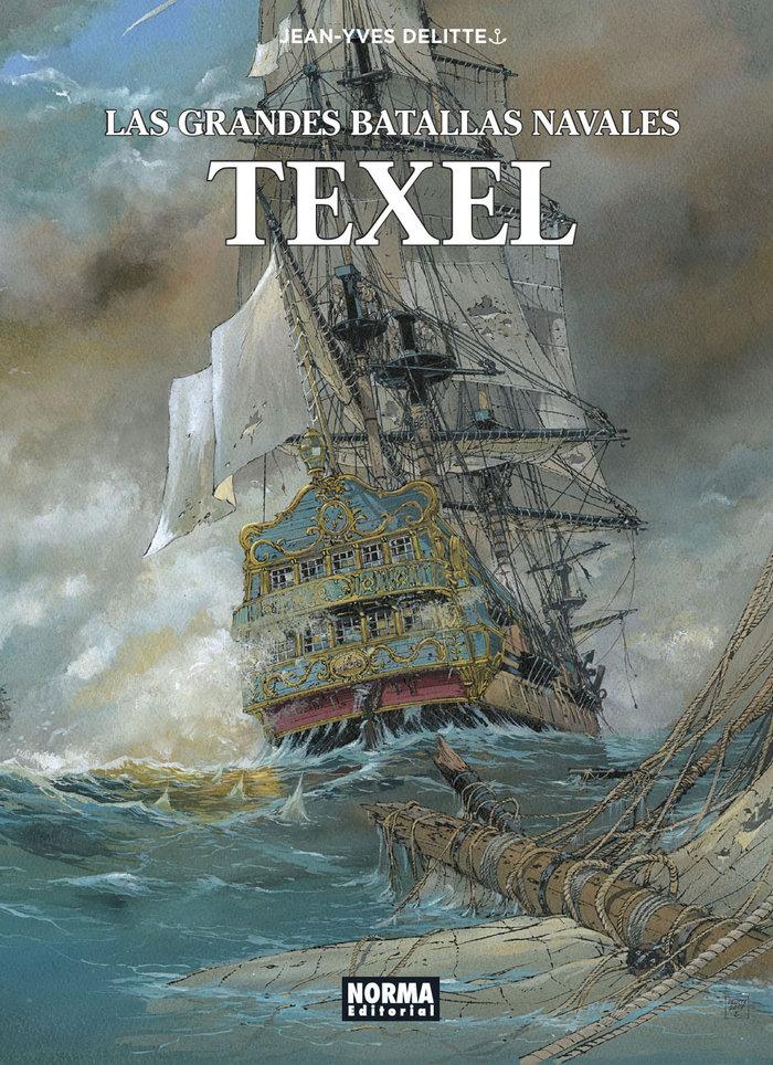 Grandes batallas navales 9 texel