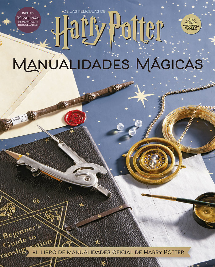 Harry potter manualidades magicas