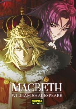 Macbeth clasicos manga