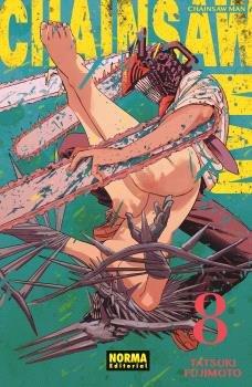Chainsaw man 8