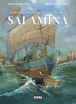 Las grandes batallas navales 11 salamina