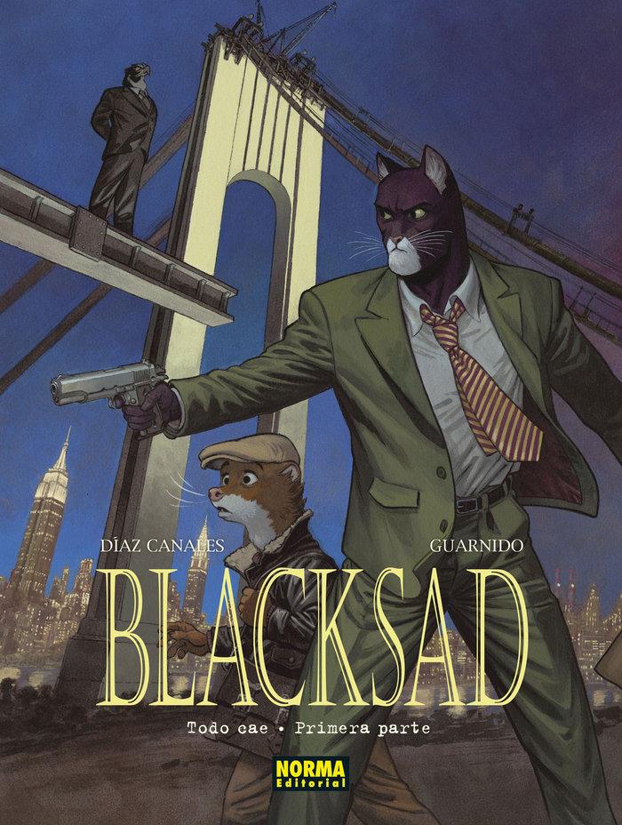 Blacksad 6 todo cae primera parte