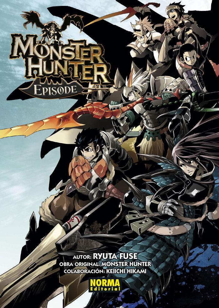 Monster hunter episode 1 a 3 pack