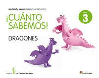 Cuanto sabemos 2 los dragones 5años 2011