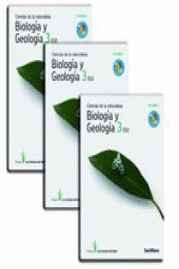 Biologia geologia 3ºeso madrid 11 caminos saber