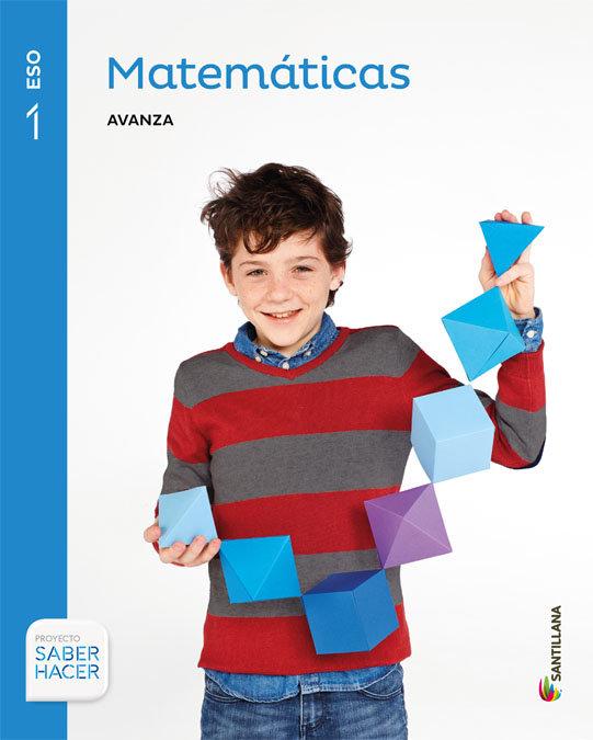 Matematicas 1ºeso avanza 16