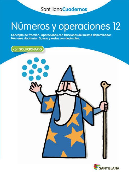 Numeros y operaciones 12 ep 12