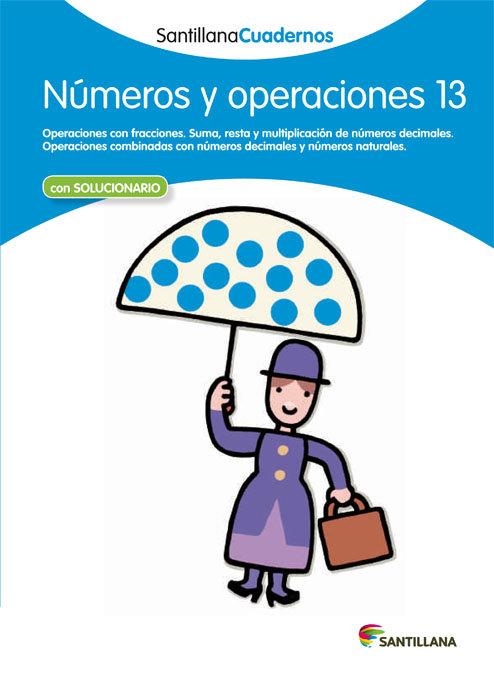 Numeros y operaciones 13 ep 12