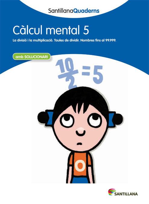 Calcul mental 5 catalan 12