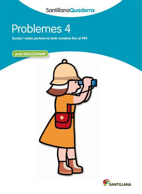 Quadern problemes matematiques 4 cataluña 12