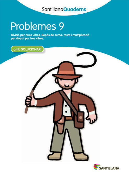 Quadern problemes matematiques 9 cataluña 12