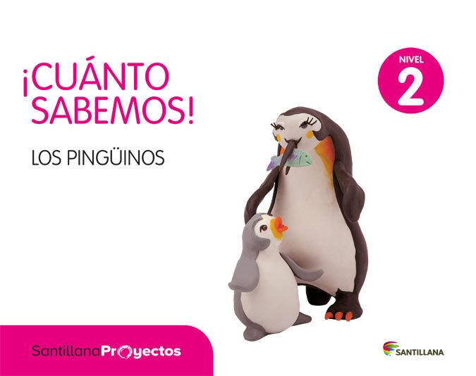 Cuanto sabemos 2 los pinguinos 4años 14