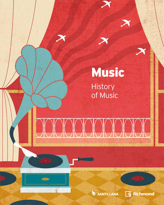 Music 3ºeso history of music+cd 16