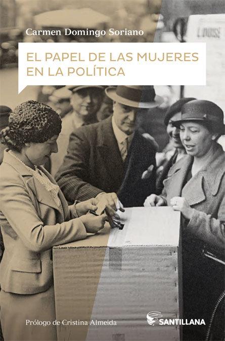 Papel de las mujeres en la politica,el