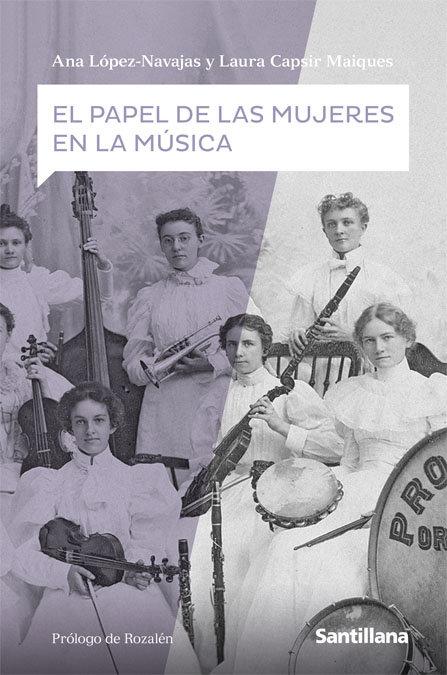 Papel de las mujeres en la musica,el