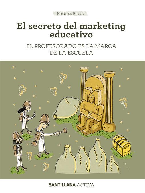 Secreto del marketing educativo,el