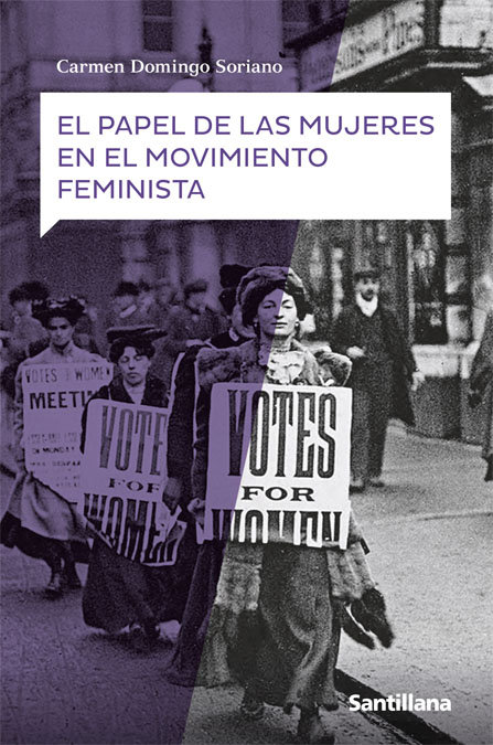 Papel de las mujeres en el movimiento feminista,el