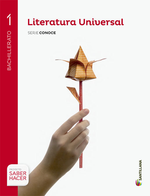 Literatura universal 1ºnb conoce 15