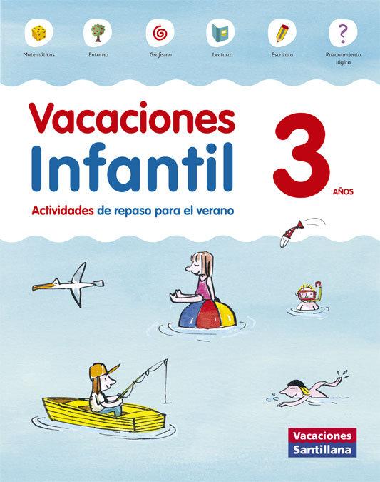 Vacaciones infantil 3 años