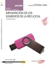 Manual implantacion de los elementos de la red local