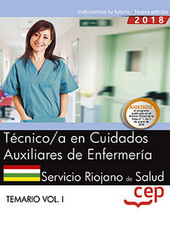 Tecnico/a en cuidados auxiliares de enfermeria servicio ri