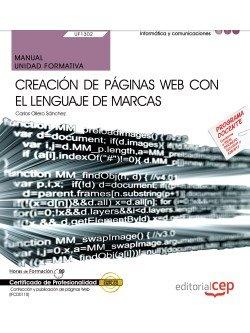 Manual creacion de paginas web con el lenguaje de marcas