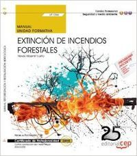 Manual extincion de incendios forestales