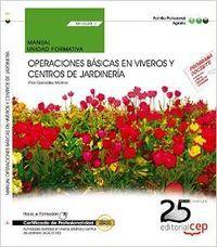 Manual operaciones basicas viveros centros jardineria