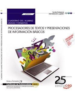Cuaderno del alumno procesadores de textos y presentaciones