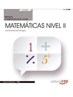 Matematicas nivel ii fcov23 competencia clave cert profesio